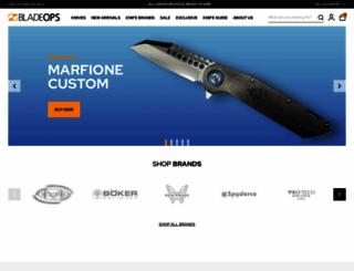 bladeops.com screenshot