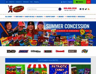 blaircandy.com screenshot