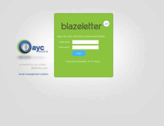 blazeletter.com screenshot
