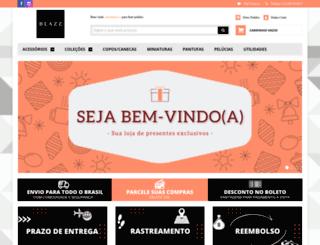 blazz.com.br screenshot