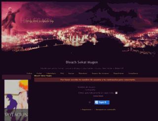 bleachsm.forolatino.biz screenshot