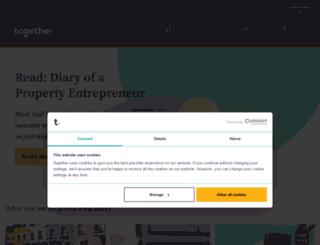 blemainfinancecustomers.co.uk screenshot