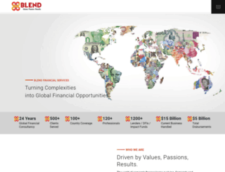 blendfinance.com screenshot