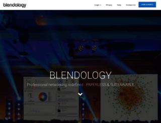 blendology.com screenshot