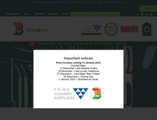 blendwell.co.za screenshot