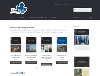 bleulefit.com screenshot
