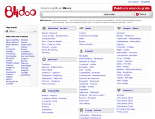 blidoo.com.mx screenshot