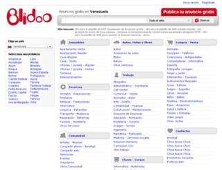 blidoo.com.ve screenshot