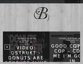 blindiforthekids.com screenshot