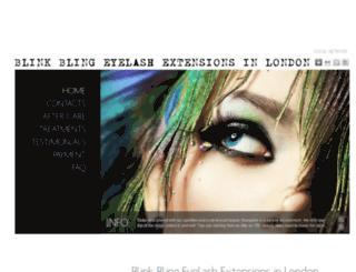 blink-bling.co.uk screenshot