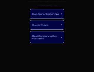 blizzardwhite.com screenshot