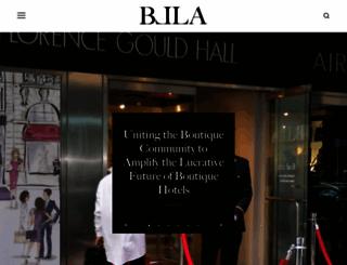 blla.org screenshot