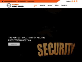 blockadedefence.com screenshot