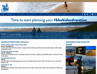 blockislandinfo.com screenshot
