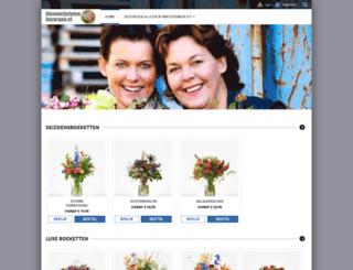 bloemetjelatenbezorgen.nl screenshot