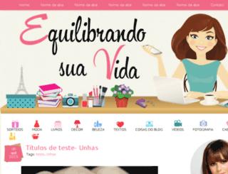 blog-de-testes-16.blogspot.com.br screenshot