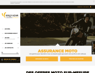 blog-moto.sollyazar.com screenshot