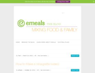 blog-stage.emeals.com screenshot
