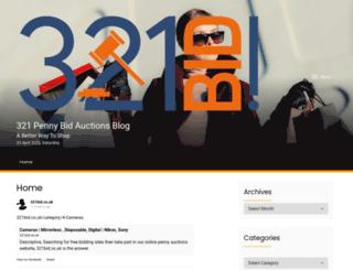 blog.321bid.co.uk screenshot