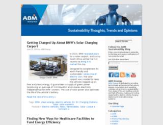 blog.abm.com screenshot