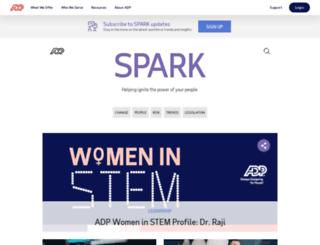 blog.adp.com screenshot