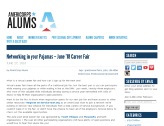 blog.americorpsalums.org screenshot