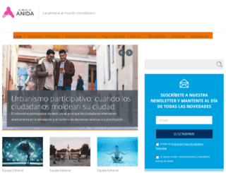 blog.anida.es screenshot