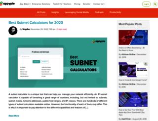 blog.appypie.com screenshot