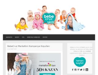 blog.bebecruz.com screenshot