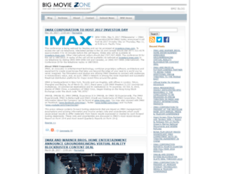 blog.bigmoviezone.com screenshot
