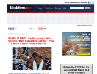 blog.blacknews.com screenshot