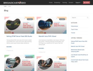 blog.broadcastindo.com screenshot