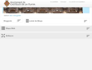 blog.castello.es screenshot