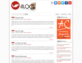 blog.cervantesvirtual.com screenshot