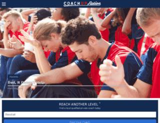 blog.coachup.com screenshot