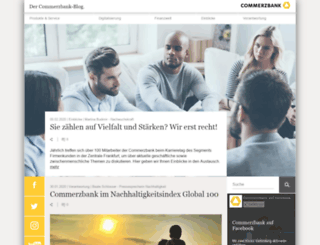 blog.commerzbank.de screenshot