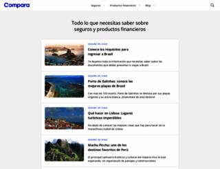 blog.comparaonline.com screenshot