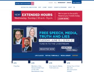 blog.constitutioncenter.org screenshot