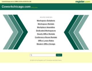 blog.coworkchicago.com screenshot
