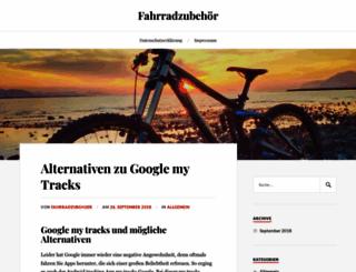 blog.dafb-o.de screenshot