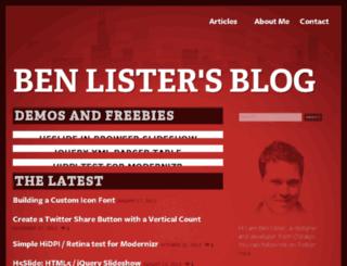 blog.darkcrimson.com screenshot