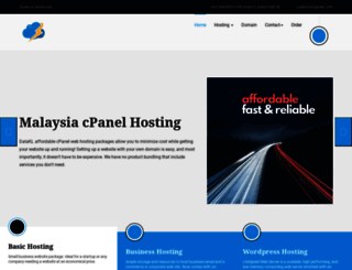 blog.datakl.com screenshot