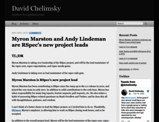 blog.davidchelimsky.net screenshot