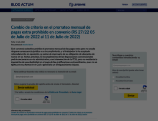 blog.efl.es screenshot