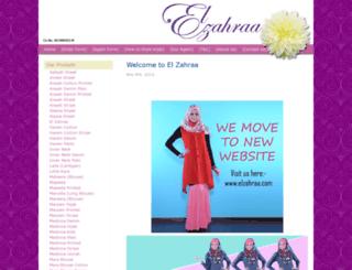 blog.elzahraa.com screenshot