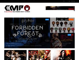 blog.emp-online.it screenshot