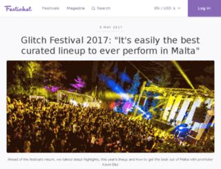 blog.festicket.com screenshot