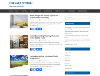 blog.flipkart.com screenshot