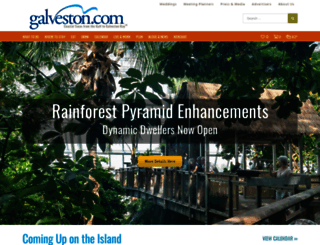 blog.galveston.com screenshot