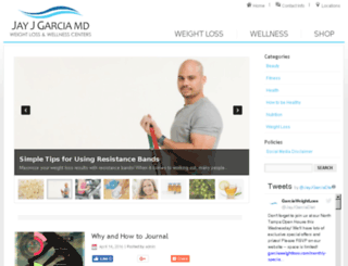 blog.garciaweightloss.com screenshot